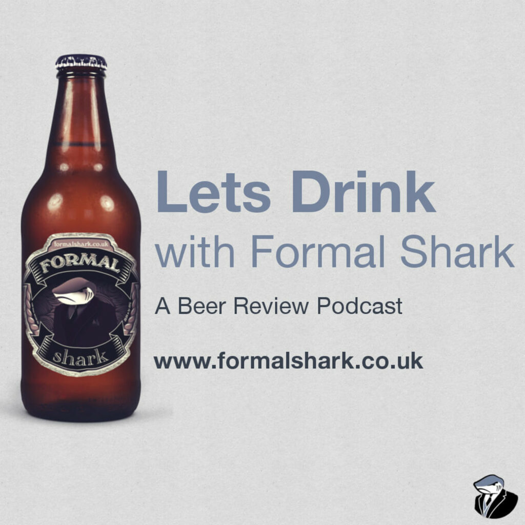 Lets Drink with Formal Shark